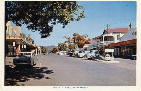 Grant Street, Alexandra