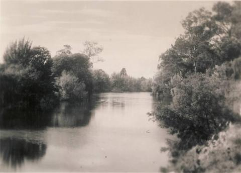 Mitchell River at Bairnsdale