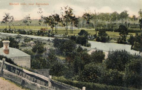 Mitchell River, near Bairnsdale, 1907