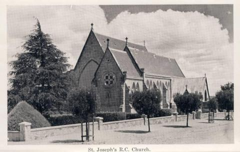 St Joseph's Roman Catholic Church, Beechworth