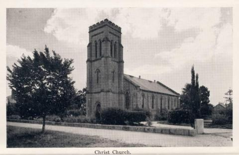 Christ Church, Beechworth