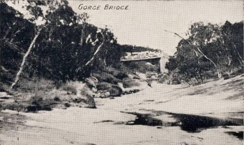 Gorge Bridge, Beechworth