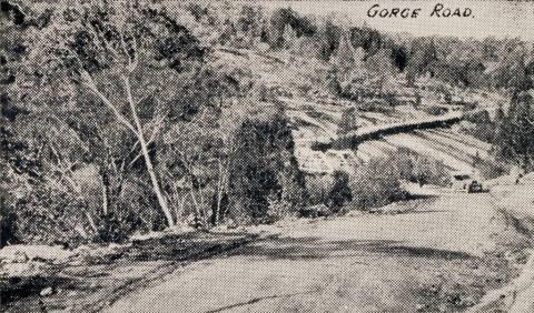 Gorge Road, Beechworth