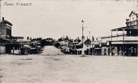 Ford Street, Beechworth