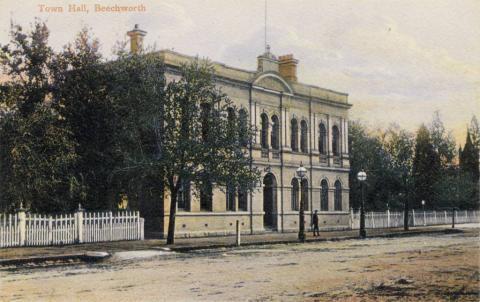 Town Hall, Beechworth