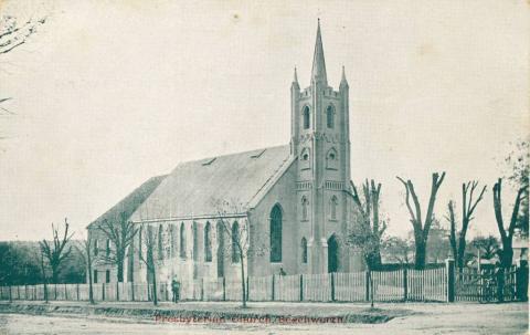 Presbyterian Church, Beechworth
