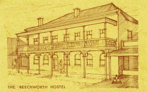 Beechworth Youth Hostel