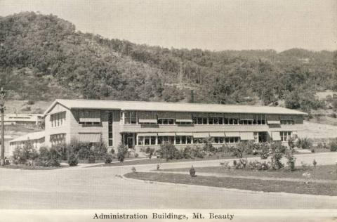 Administration Buildings, Mount Beauty