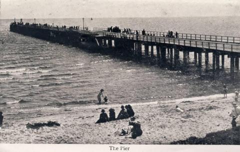 The Pier, Brighton