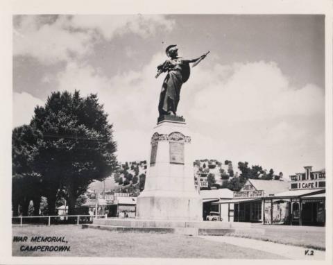 War Memorial, Camperdown