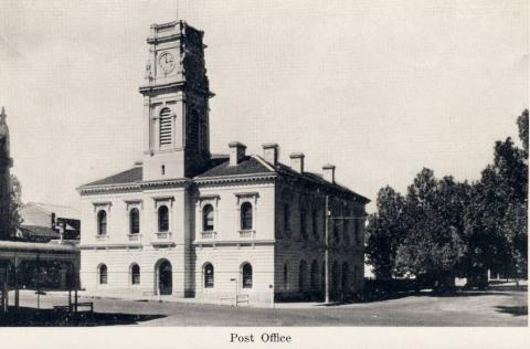 Post Office, Castlemaine