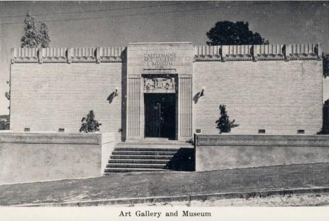 Art Gallery and Museum, Castlemaine