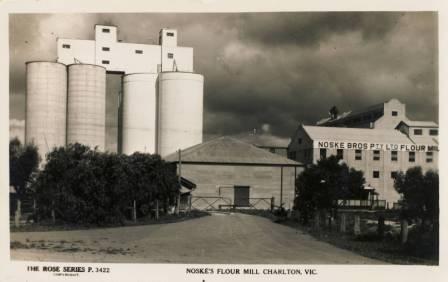 Noske's Flour Mill, Charlton