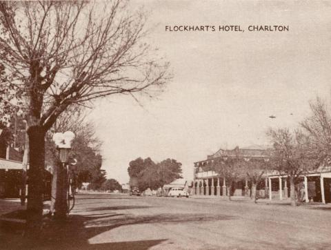 Flockhart's Hotel, Charlton