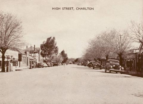 High Street, Charlton