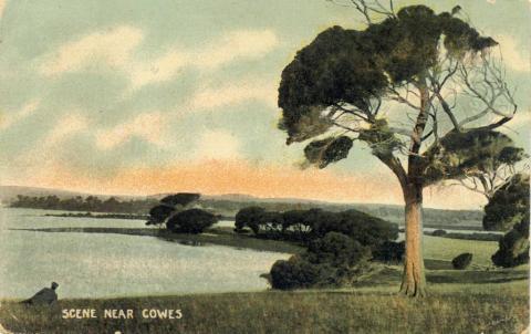 Scene near Cowes
