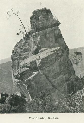 The Citadel, Buchan, 1918