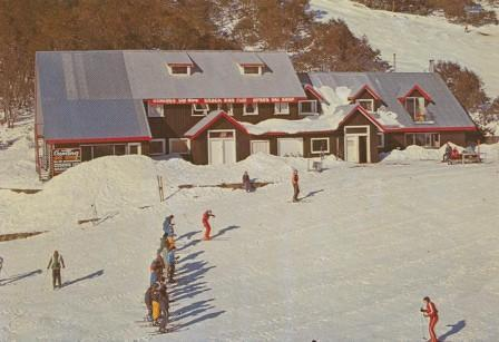Cuming's Ski Hire, Falls Creek