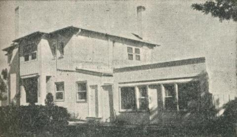 White House Carrum, 1950