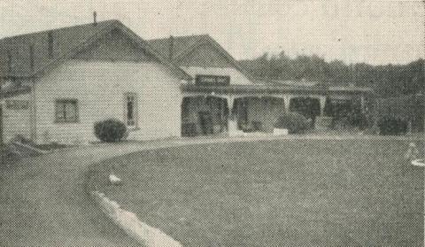 Linden Lea, Seaford, 1950