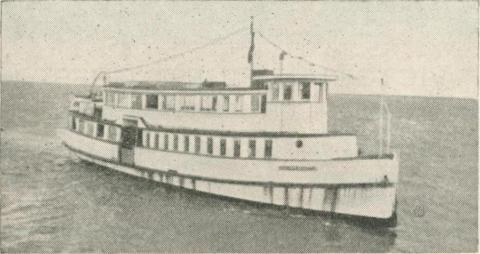 Cowes Ferry Company, 1950