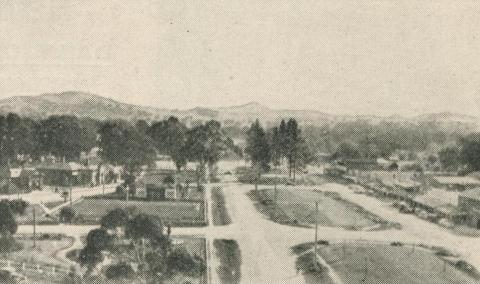 Yea Township, 1950