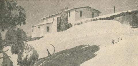 Mount Buller Excellent Ski-ing Resort, 1950