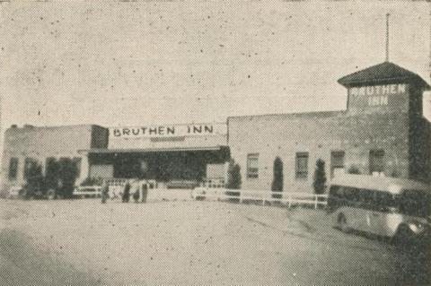 Bruthen Inn, 1950