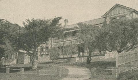 Marlborough House, Portsea, 1947-48