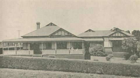 Douglas House, Cowes, 1947-48