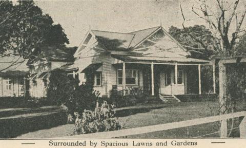Toolangi House Hotel, 1947-48
