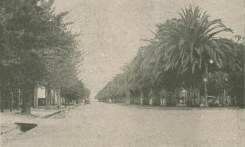 High Street - Echuca, 1947-48