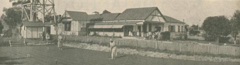 Woodbine House, Lakes Entrance, 1947-48
