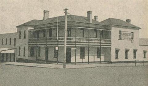 Orbost Club Hotel, 1947-48