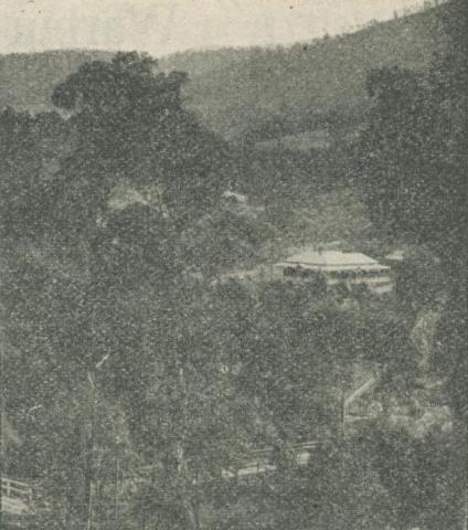 Warburton House, 1918-20