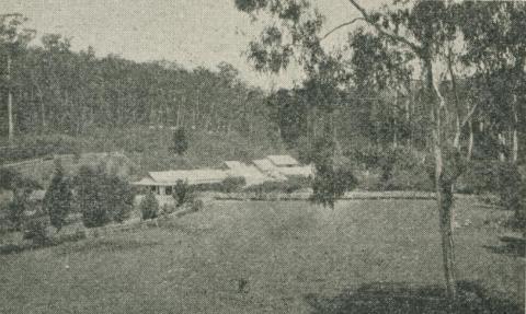 Upper Yarra Hotel, 1918-20