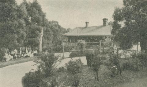 Allambee Boarding House, Healesville, 1918-20