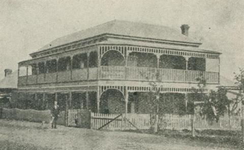 The Terminus Boarding House, Point Lonsdale, 1918-20