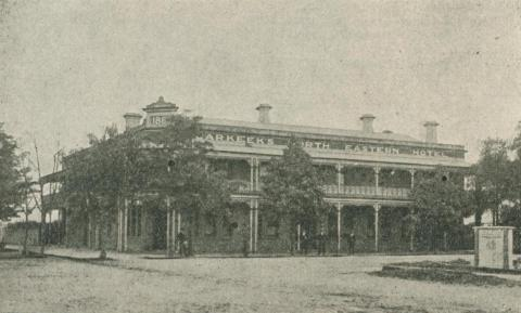 North-Eastern Hotel, Euroa, 1918-20
