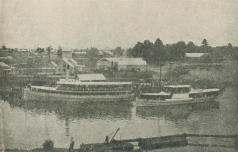The S.S. Gippsland, Bairnsdale, 1918-20