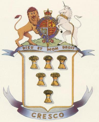 Coat of Arms, Kew, 1960