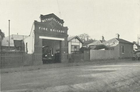 The Old Fire Station in Walton Street, Kew