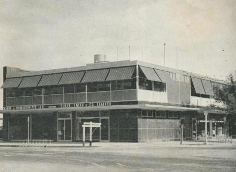Elder Smith & Co, Wangaratta, 1960