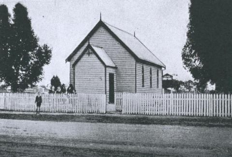 Lillimur Chapel, 1939