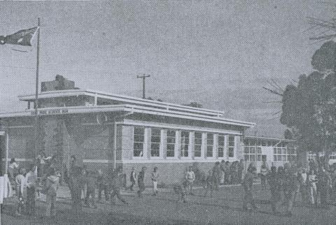 Deer Park Primary School, 1974