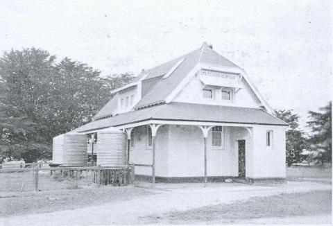 Cardigan State School, 1960