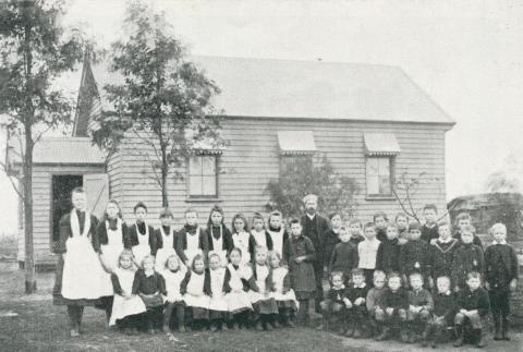 Lutheran School at Kirchheim, 1924
