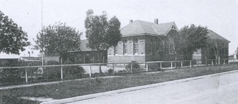 The Newport State School, 1934