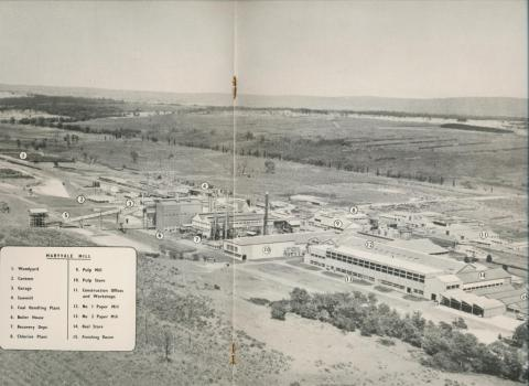 Maryvale Mill, 1958