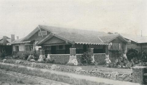 Residence, Kew, 1925
